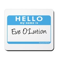 Eve O'Lution Mousepad