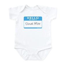 Dinah Mite Infant Bodysuit