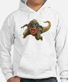 Funny Reptile party Hoodie