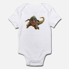 Funny Reptile party Infant Bodysuit