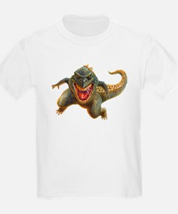 Unique Reptile party T-Shirt