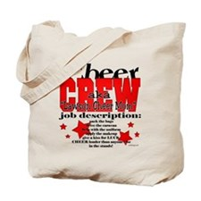 Lawson Cheer Crew Special Ord Tote Bag