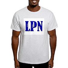 Blue LPN T-Shirt