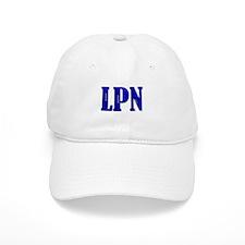Blue LPN Baseball Cap