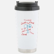 Imagine Stainless Steel Travel Mug