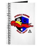 Pit Bull Power Journal