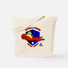 Pit Bull Power Tote Bag