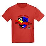Pit Bull Power Kids Dark T-Shirt