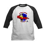 Pit Bull Power Kids Baseball Jersey