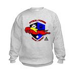 Pit Bull Power Kids Sweatshirt