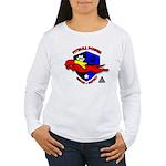 Pit Bull Power Women's Long Sleeve T-Shirt