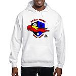 Pit Bull Power Hooded Sweatshirt