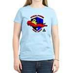 Pit Bull Power Women's Light T-Shirt