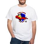 Pit Bull Power White T-Shirt