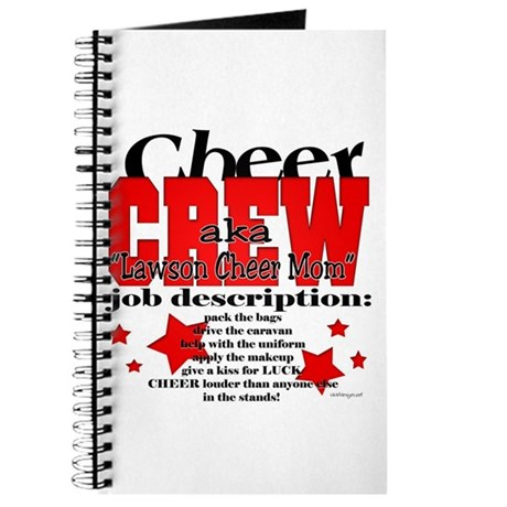 Lawson Cheer Crew Special Ord Journal