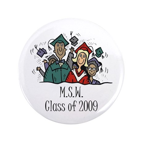 "MSW 2009 3.5"" Button"