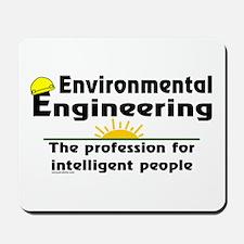 Environmental Genius Mousepad