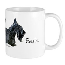 Scottish Terrier Profile Mug