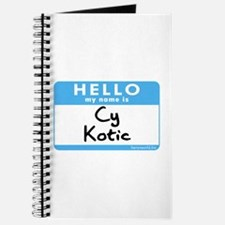 Cy Kotic Journal