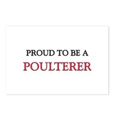 Proud to be a Poulterer Postcards (Package of 8)