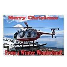 MD Christmas Postcards (Package of 8)