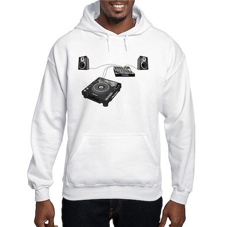 My CDJ Setup Hooded Sweatshirt