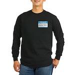 Anne Teak Long Sleeve Dark T-Shirt