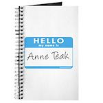 Anne Teak Journal