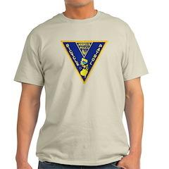 Magnolia Bike Police Light T-Shirt