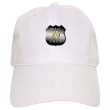 Peace Police Baseball Baseball Cap