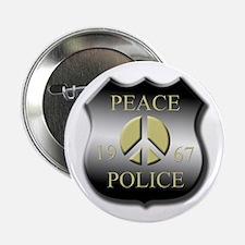 "Peace Police 2.25"" Button"