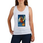Owl and Witch Women's Tank Top
