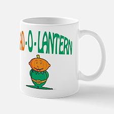 Brad-O-Lantern Mug