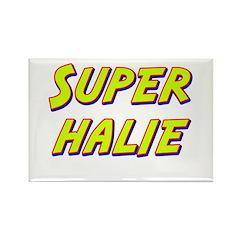 Super halie Rectangle Magnet (10 pack)