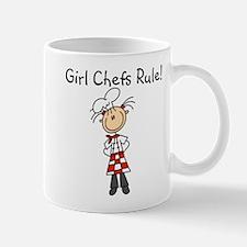 Girl Chefs Rule Mug