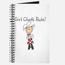 Girl Chefs Rule Journal