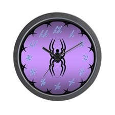 Drow Clock Wall Clock