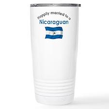 Happily Married Nicaraguan 2 Travel Mug