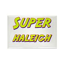 Super haleigh Rectangle Magnet