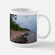 Lake Superior Shore Mug