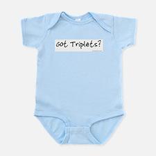 Got Triplets? Infant Creeper