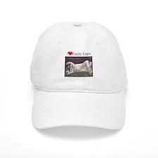 Fuzzy Lop Rabbit Baseball Cap