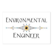 Environmental Engineer Postcards (Package of 8)