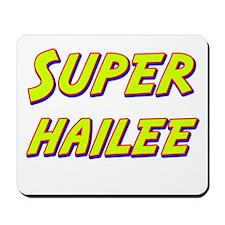 Super hailee Mousepad