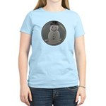 Snowman Women's Light T-Shirt