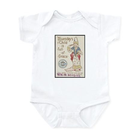 Tuesday's Child ~ Infant Bodysuit