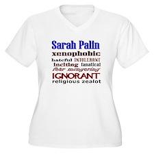 Unique I hate sarah palin T-Shirt