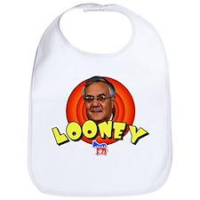 Looney Barney Frank Bib