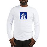 Autobahn Long Sleeve T-shirts