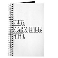 """""""Best. Orthopedist. Ever."""" Journal"""
